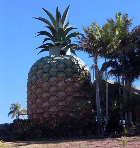 The Big Pineapple-Nambour, Queensland