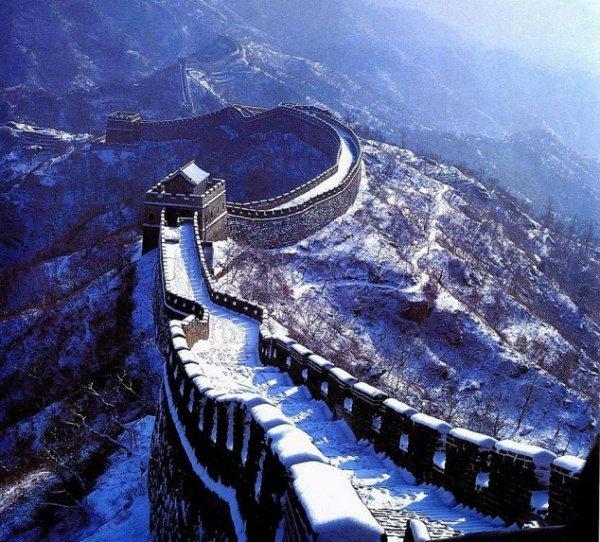 téli kínai nagy fal